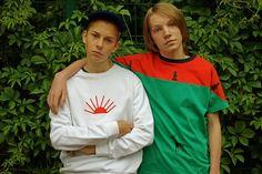 Gosha Rubchinskiy x Timur Novikov