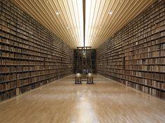 booksnbuildings:  La Médiathèque du Grand Troyes, France