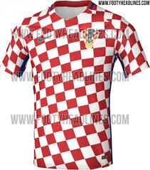 The new Croatia Euro 2016 kits boast spectacular design that draw inspiration from the famous shirt Croatia wore in the World Cup in France 18 years ago. Team Wear, Euro, Kit, Mens Tops, How To Wear, Concept, Sport, Image, Football Shirts