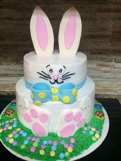 Birthday cake Easter weekend