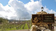 8 Sustainable Wineries in Paso Robles Wine Country : TreeHugger - Tablas Creek Vineyard  delicious rose.