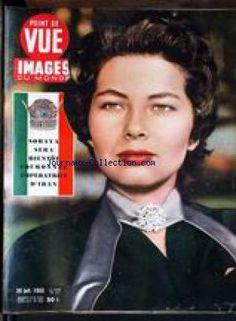 POINT DE VUE IMAGES DU MONDE no:373 30/07/1955