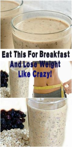 20 POUND WEIGHT LOSS PLAN – EAT THIS FOR BREAKFAST AND LOSE WEIGHT LIKE CRAZY! - My Healthy Reason