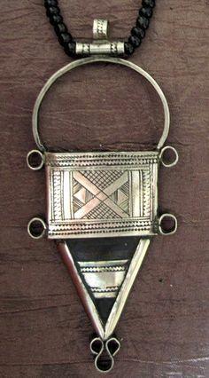 tuareg jewelry - Google Search