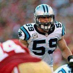 Luke Kuechly #59 a tackling beast !!Best linebacker ever