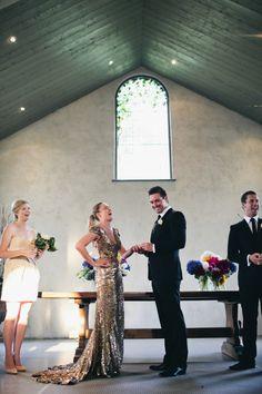Gold Victoria Wedding at the vineyard {{(many pics}}