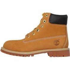 Timberland Boys Boots In Premium Boot, Größe 21 in Braun TimberlandTimberland