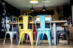 Zahutyń I - Budowa domów szkieletowych kanadyjskich Rzeszów - Daszer #colorful #chairs Chairs, Stool, Side Chairs, Chair, Stools, Wingback Chairs
