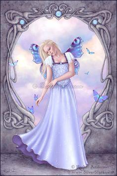 Birthstones - Opal - fairies Photo