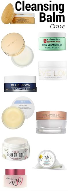 I feel like Cleansing Balms are the new Cleansing Oil. I'm seeing new ones pop up daily and I just want to try them all! Even budget beauty recently hopped