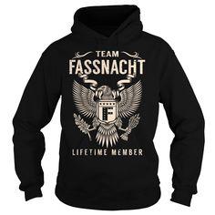 nice  Team FASSNACHT Lifetime Member - Last Name  Surname T-Shirt - Good Shirt design Check more at http://tshirtlifegreat.com/camping/popular-tshirt-name-creator-team-fassnacht-lifetime-member-last-name-surname-t-shirt-good-shirt-design.html