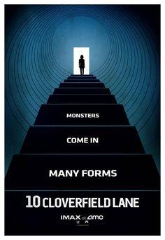 10 Cloverfield Lane is a greeaaat movie!! (Dan Trachtenberg, 2016)