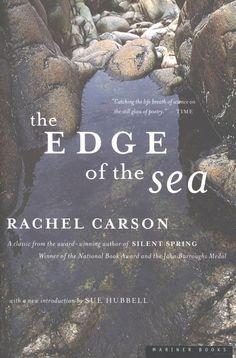 The Edge of the Sea - Rachel Carson, Sue Hubbell - Google Books - Marine Biology Living Books Option