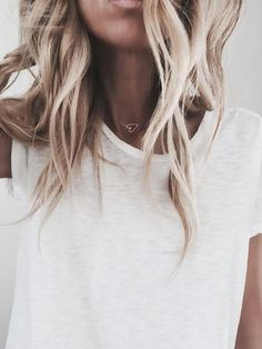 Our Itty Bitty Heart Necklace is perfect for layering or alone. Featuring Gold Fill or Sterling Silver jewelry made by James Michelle. Long Face Hairstyles, Trending Hairstyles, Diy Hairstyles, Pretty Hairstyles, Straight Hairstyles, Hairstyles Videos, Hairstyle Men, Medium Hairstyles, Formal Hairstyles