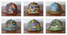 Babatunde Styles: pith helmets and trilbies re-fashioned with a twist - Visual Arts - This Is Africa