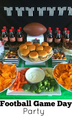 Fun #GameDay Party Plan http://www.apronsandstilletos.com/2016/01/football-game-day-party-idea.html … (ad) #HomeBowlParty #CollectiveBias via @ApronsStilletos