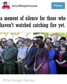 Lol haha funny pics / pictures / Hunger Games Humor / Catching Fire Movie