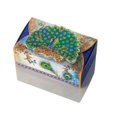 Sabonete em Caixa Pavão  | iBacana
