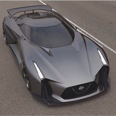 """Nissan Vision GT Concept"""
