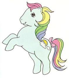 Rainbow Ponies: Sunlight