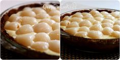 Lemon Cream and Lychee Tart - Quay Po Cooks