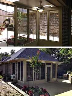 Let us design an outdoor space that's perfect for you. A custom EZE-Breeze enclosure can transform outdoor spaces into utilized places!