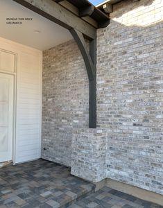 13 best thin brick veneer images home kitchens diy ideas for home rh pinterest com
