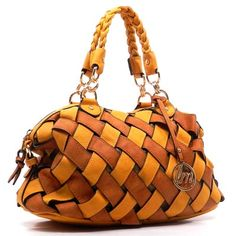 YOUNG 11 WOVEN SATCHEL