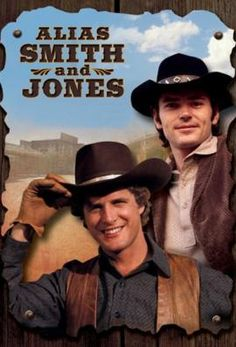 Informatie over Alias Smith and Jones op MijnSerie