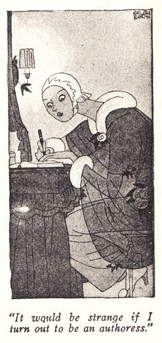 adelphe: Gentlemen Prefer Blondes by Anita Loos with illustrations by Ralph Barton, 1926