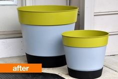 Pretty garden pots make any outdoor space that much more lovely, but those little pots can be mighty pricey