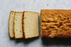 An Everyday Pound Cake with Personality (a.k.a. Brown Sugar)