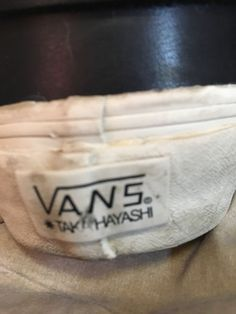 quite nice ccc55 7d558 Vans Rare Taka Hayashi DESTRUIR Size 13 in exellent condition from Vans  Vault .  fashion  clothing  shoes  accessories  mensshoes  casualshoes (ebay  link)