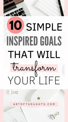 Learn how 10 inspired goals can change your life.Things to do to achieve your goals, and how to reach your dreams. Goal achieving really starts with the right goal-setting process, the right kind of goals and enough motivation. Setting Goals, Goal Settings, 10 Year Plan, Power Of Attraction, Health Education, Physical Education, Mental Health, Motivational Articles, Think Deeply