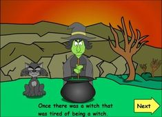 Halloween - Interactive Learning Sites for Education