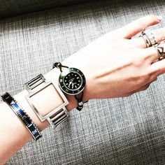 #SpeedometerOfficial #bangle #bracelets ... Not only for men! #madeinitaly #fashion #fashionista #style #jewelry #trends #armcandy #Rolex #accessories