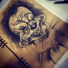 #mulpix  #ROSTED  #SKETCH  #sketches  #sketchbook  #draw  #drawing  #art  #artwork #tattoo #tattooist  #portrait  #face #clown #killer #space #dark  #darkness #horror #movie #nightmare  #fear #circus #candy #sugar #love_apple #cotton_candy #ufo #ovni #extraterreste  #stars