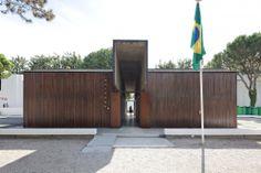 Venice Biennale 2012: ConVivência: Lucio Costa and Marcio Kogan / Brazil Pavilion