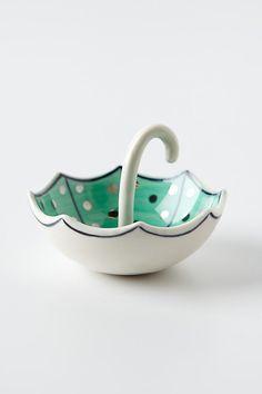 Umbrella Ring Dish