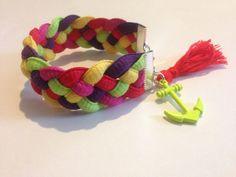 Cuff handmade bracelets colors
