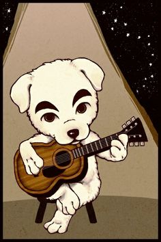 K.K. Slider - Animal Crossing Series