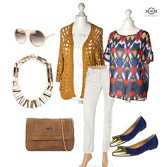 Miejski #orient. Get the look by #Wzorcownia-online.pl