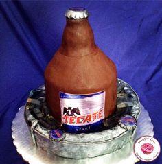 Caguama cake!
