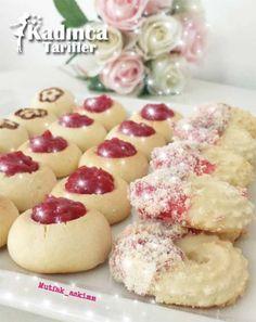 Pastane Kurabiyesi Tarifi Cookie Desserts, Biscotti, Doughnut, Cheesecake, Food And Drink, Cookies, Humor, Christmas, Recipe