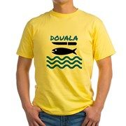 DOUALA Yellow T-Shirt