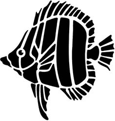 It looks like you're interested in our Fish Stencil Paper Crafts. We also offer many different Printable Stencils and Kids Activities on our site, so check us out now and get to printing! Fish Stencil, Stencil Art, Animal Stencil, Stenciling, Stencil Patterns, Stencil Designs, Cricut Stencils, Arte Tribal, Fish Art