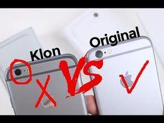 iPhone 6s - Original iPhone 6s vs Clone/Fake iPhone 6s! - YouTube