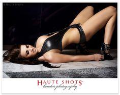 Love the pose Stacie! via Haute Shots Boudoir