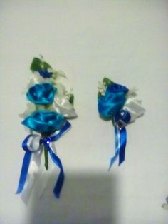 Parent's of the Bride and Groom Corsages