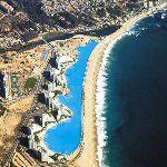 世界一巨大なプール・サン・アルフォンソ・デル・マル  チリ